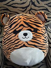 """New With tags Squishmallows Tina The Orange & Black Tiger 16"""""""