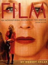 Film : An International History of the Medium by Robert Sklar (2001, Paperback)