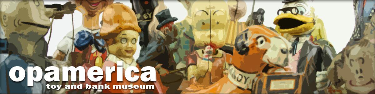 OpAmerica: Antiques & Toys