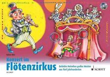 Konzert im Flötenzirkus mit CD - Rainer Butz - NEUWERTIG !