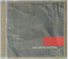 Steely Dan A Decade of Steely Dan MCA 24 Karat Gold CD Neu OVP Sealed no Sticker
