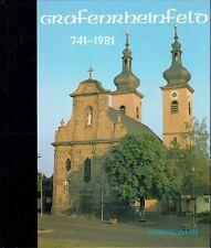 Grafenrheinfeld 741-1981 Geschichte Chronik Ortskunde Heimatkunde Ortschronik