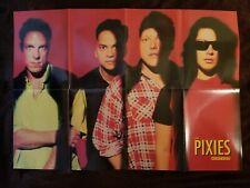 Pixies Bossanova Melody Maker Poster Frank Black Kim Deal The Breeders