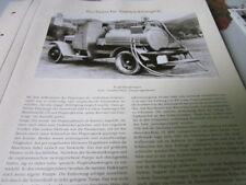 Nutzfahrzeug Archiv 2 Entwicklung 2745 Daimler Benz Flugzeugtankauto