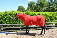 COMBO FLEECE HORSE RUG STABLE SHOWS TRAVEL ALL SIZES