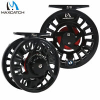 Tino Fly Fishing Reel 5/6,7/8 Weight Large Arbor Trout Fly Reel