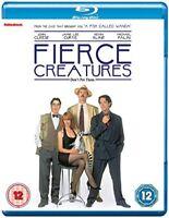 FIERCE CREATURES [Blu-ray Disc] (1997) John Cleese Jamie Lee Curtis Comedy Movie