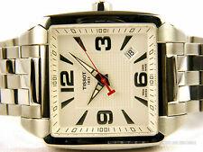 TISSOT Solo tempo in acciaio Bianco Ref. T0055101127700. NUOVO!