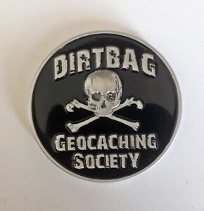 Dirtbag Geocaching Society geocoin kool_aid (Unactivated)