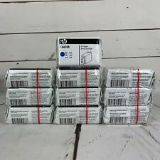 HP C6602B Lot of 10 Blue Ink Cartridge Factory Sealed Expired Feb 2011 18ml OEM