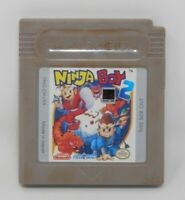 Ninja Boy 2 (Nintendo Game Boy, 1993) Cart Only - Authentic Tested Working