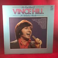 The Very Best Of Vince Hill 1975 Vinyl LP Record EXCELLENT CONDITION MFP 5576