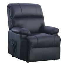 Recliner Massage Armchair with & Heating Seat & Remote Control Lift Mobility Aid