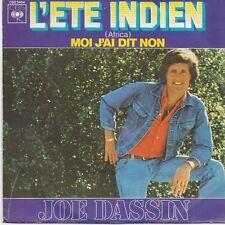Joe Dassin-Lete Indien vinyl single
