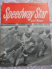 Speedway Star and News 12th Jaunary  1968