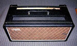 1964 Vox AC50 large box cabinet ~ Beatles ~ ALL ORIGINAL, BEAUTIFUL CONDITION!!!