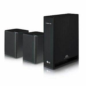 LG SPK8-S 2.0 Rear Speaker Kit for LG Sound Bars