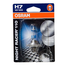 H7 Night Racer 110 Motorbike Bulb 12V 55W Single Pack - Osram 64210NR1-01B