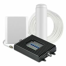 SureCall Fusion4Home Cell Phone Signal Booster for Home - Omni/Panel