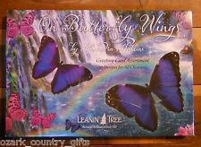 20 Leanin Tree Greeted Cards ON BUTTERFLY WINGS Bright & Colorful ALL Occasions
