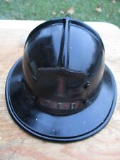 MINE SAFETY APPLIANCE COMPANY FIRE FIREMAN HELMET CHICAGO CLEVELAND CFD
