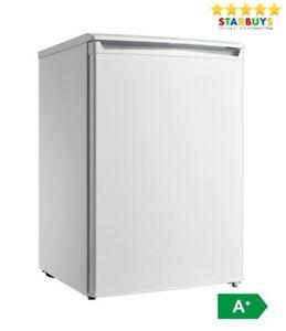 Essentials CUF55W19 55cm Undercounter Freestanding 83L Larder Freezer - White