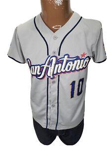 San Antonio Missions Baseball Jersey Youth Medium