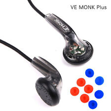 VE MONK Plus 3.5mm Jack Earphone Stereo Bass Transparent Earbuds For iPhone MP4