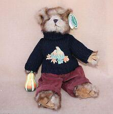 Bearington Bears Gordon Ornament and Bear Fall 2005*
