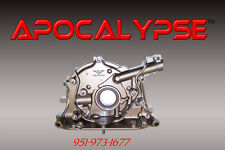 STAGE2 RACING HI FLOW B16A B18B B18C1 B18C5 B16B EK TYPE R INTEGRA GSR OIL PUMP