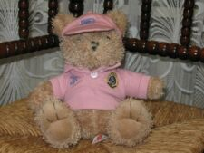 Polo Bear Knokke Belgium 20CM Quality Plush Collection