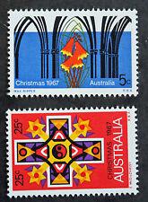 Timbre AUSTRALIE / Stamp AUSTRALIA - Yvert et Tellier n°363 et 364 n** (Cyn17)