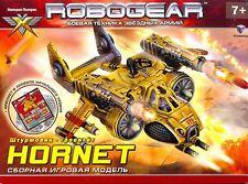 Hornet, hunter-killer flyer by Tehnolog from Robogear line