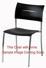 Brand New Solo Visitor Chair with Arms