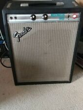 Fender Musicmaster Bass Amplifier 1971 Vintage Guitar Amp. Looks GREAT! 6-string
