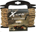PARACORD 850  100FT ON QUICK DEPLOY SPOOL TANGLE FREE