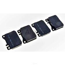 Disc Brake Pad Set-DIESEL, Turbo Front NAPA/ALTROM IMPORTS-ATM D311P