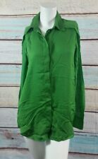 3.1 Phillip Lim for Target Green Blouse Shirt Top , Size S