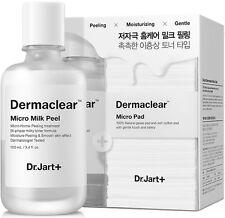 [Dr.Jart] New Dermaclear Micro Milk Peel 100ml (3.4oz) Exfoliate & Nourish Skin