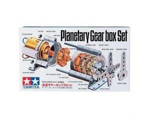 Tamiya 72001 Planetary Gearbox Kit [TAM72001]