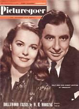 PICTUREGOER September 10, 1949 - UK movie magazine - Tarzan, Johnny Weissmuller