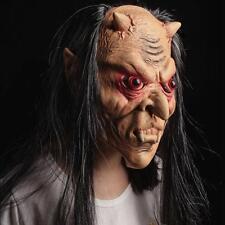 Masquerade Masks Mascaras Latex Realista Scary Masks Halloween Ghost Mask