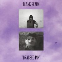 BLANK REALM Grassed Inn (2014) 8-track CD album NEW/SEALED