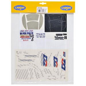Decal Sheets 1:24 Speedy Mercedes D2 DTM Sticker Carson 69168 800037