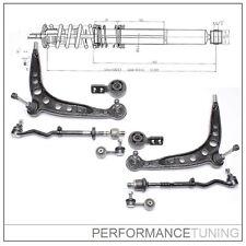 Kit -8 pcs- Bras de Suspension Avant, Gauche + Droite -  BMW Série 3 E30 + Z1