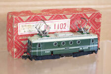 MARKLIN MäRKLIN SEW 800 SNCF GREEN BB 20006 E-LOK LOCO 1101 BOXED from 1953 nl