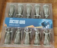 Doctor Who Weeping Angel String Lights Nib Permanently Quantum Locked. I think