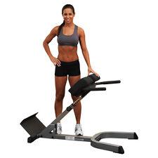 Body-Solid® Rückenstrecker 45° 'Profi' Hyperextension Effektives Rückentraining