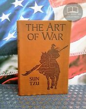 NEW The Art of War by Sun Tzu Faux Leather Word Cloud Edition