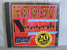 Nazareth- The very very Best of- A&M Canada 1984 WIE NEU RAR